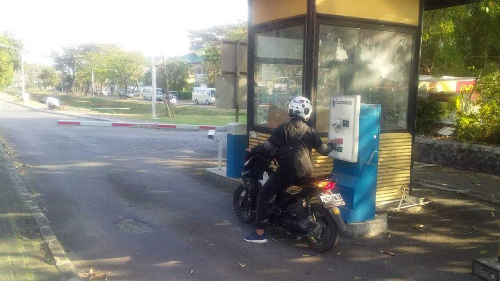 Barrier Gate Palang Parkir Murah di Jakarta