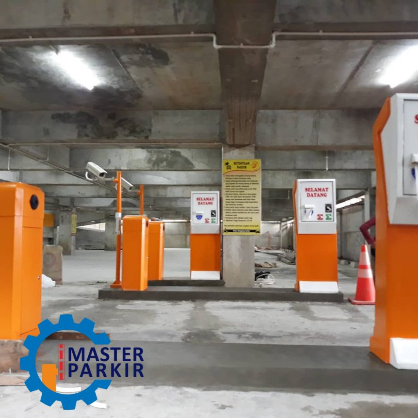 master-parkir-tiket-dispenser