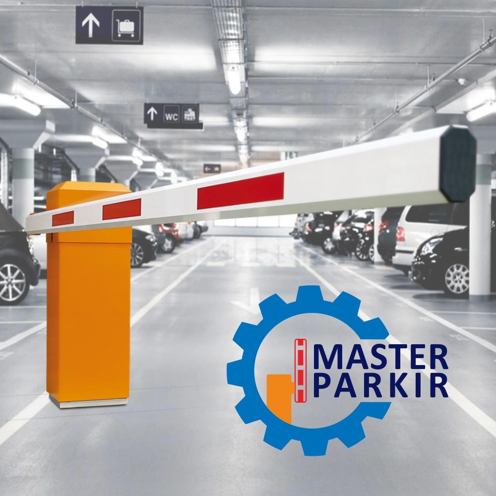 palang parkir portal otomatis di Cikarang