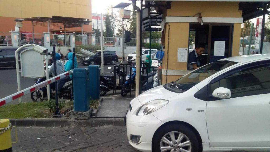 Pos Parkir - Sistem parkir - Di - Bogor